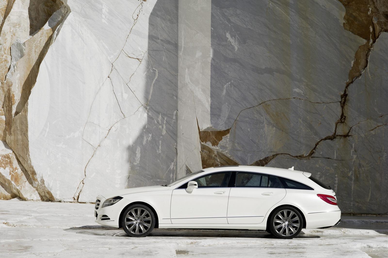 Mercedes CLS Shooting Brake  Autocar India